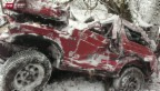 Video «Spektakulärer Unfall» abspielen