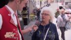 Video «Strassenumfrage: Wie gefällt ihnen Volksmusik?» abspielen