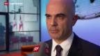 Video «Abschaffungspläne der Wahlfranchise auf Eis gelegt» abspielen