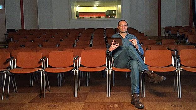 Mike La Marr: «Mein Vater wurde hier wohlwollend aufgenommen»