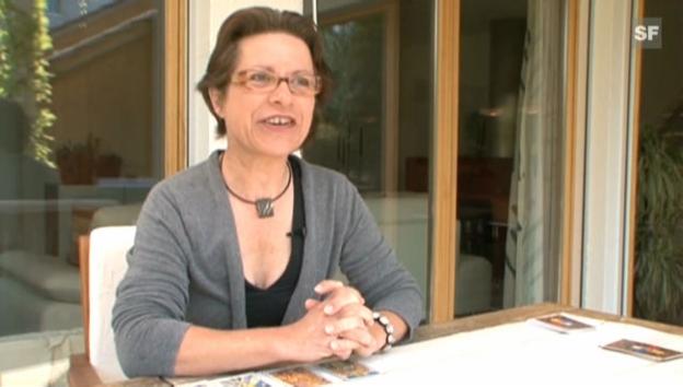 Video «Kartenlegerin Elisa Bär und ihre Prognosen.» abspielen