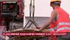 Video «Flankierende vorerst nicht verschärft» abspielen