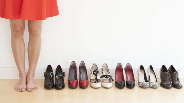 High Heels – gut für den Rücken