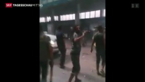 Video «Flughafen von Islamisten erobert» abspielen