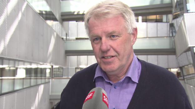 Video «Interview mit Bo Karlsson (englisch)» abspielen