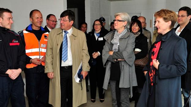 IPH-Direktor Christoph Tanner im Gespräch (4.3.2014)