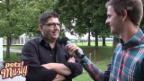 Video ««Potzmusig» hinter den Kulissen: Markus Flückiger» abspielen