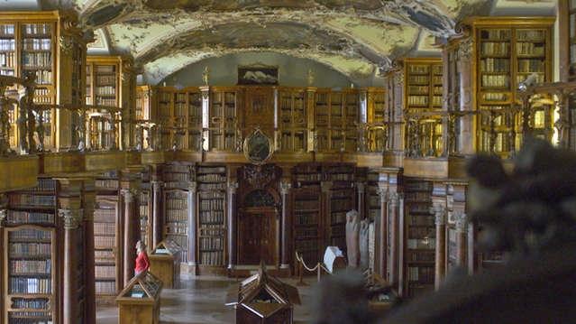 Die Bibliothek der Zukunft