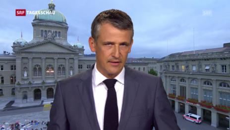 Video «Christoph Nufer zum Absturz der F/A-18» abspielen