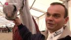 Video «Springreit-Legende Willi Melliger gestorben» abspielen
