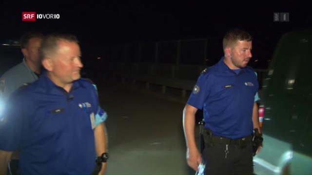 EU-Agentur Frontex soll Gewalt an EU-Grenzen dulden — EU-Außengrenzen