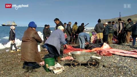 Indigene Völker: Tschuktschen (1/3)