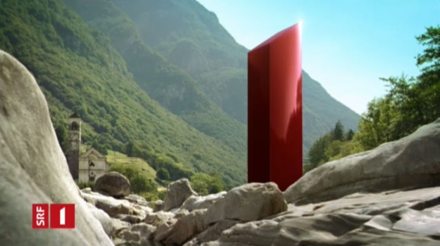 Video «Station Ident SRF 1: Steinbrücke» abspielen