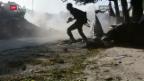 Video «Ausweglose Lage in Aleppo» abspielen