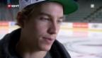 Video «Bärtschi - die NHL stets im Blickwinkel («sportaktuell»)» abspielen