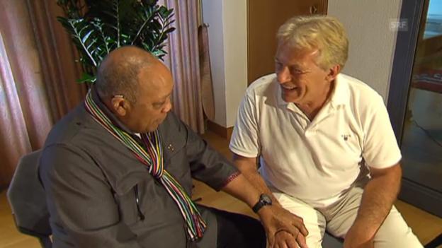 Video «Quincy Jones und Pepe Lienhard» abspielen