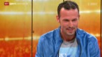 Video «Fussball: Studiogast Marco Streller, Teil 1» abspielen