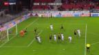 Video «Fussball: Sion - YB» abspielen
