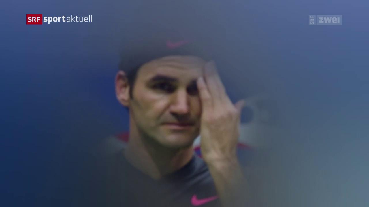 Rückblick auf den US-Open-Viertelfinal Federer - Del Potro