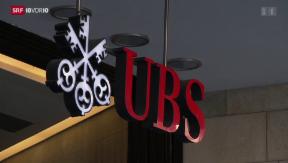Video «UBS mit Milliarden-Gewinn» abspielen