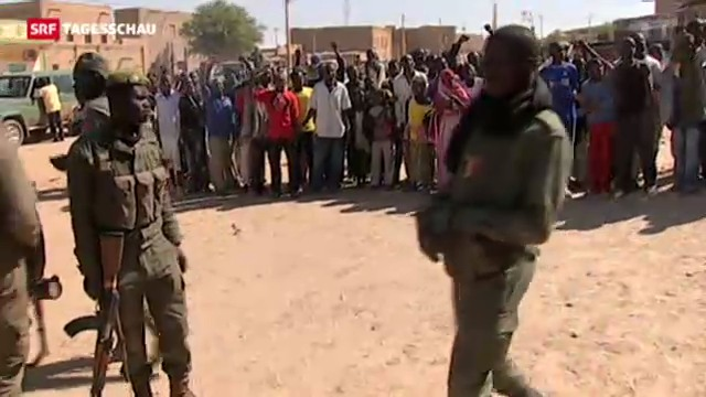 Frankreich will bald raus aus Mali