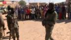 Video «Frankreich will bald raus aus Mali» abspielen