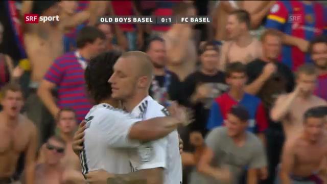 Spielbericht Old Boys - Basel («sportaktuell»)