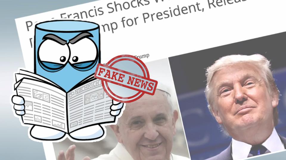 Was sind Fake News und wie erkennst du sie?