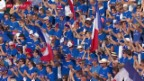Video «Tennis: Die heissblütigen französischen Fans» abspielen