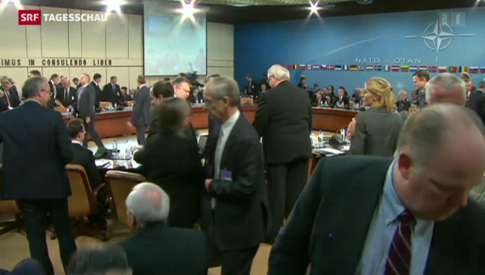 Nato macht weiter Druck gegen Russland