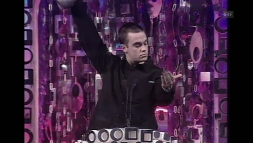 40 Jahre Robbie Williams