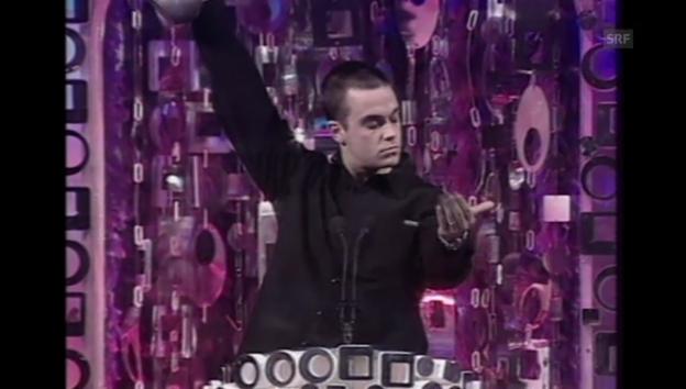 Video «40 Jahre Robbie Williams» abspielen