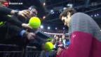 Video «Federers Rücken beschäftigt die Schweiz» abspielen