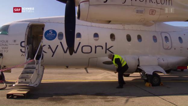 Video «Skywork auf Expansionskurs» abspielen