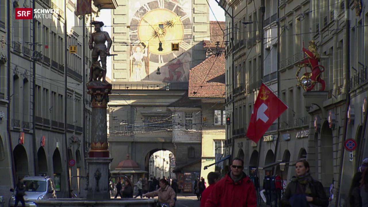 Berner Regierung will Unternehmen entlasten