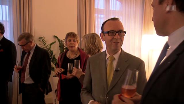 Hans Jakob Roth: Grenzgänger in diplomatischer Mission