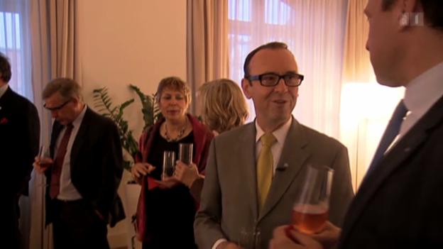 Video «Hans Jakob Roth: Grenzgänger in diplomatischer Mission» abspielen
