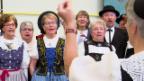 Video «Jodlervereinigung bedankt sich bei den Secondos» abspielen
