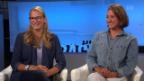 Video «Sascia Kraus und Sophie Giger» abspielen