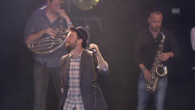 Video «Troubas Kater - «Latvia»» abspielen