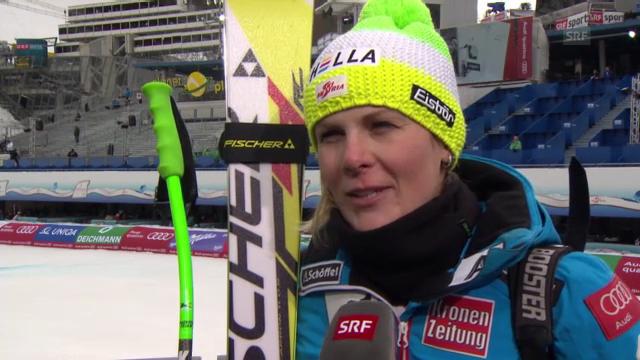Ski-WM: 3 Fragen an Nicole Hosp