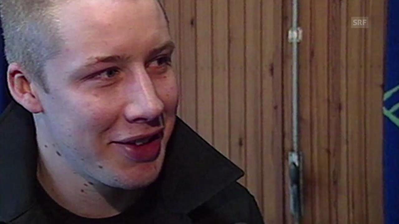 Eishockey: Mathias Seger: Vorzeigekämpfer und Rekordmann