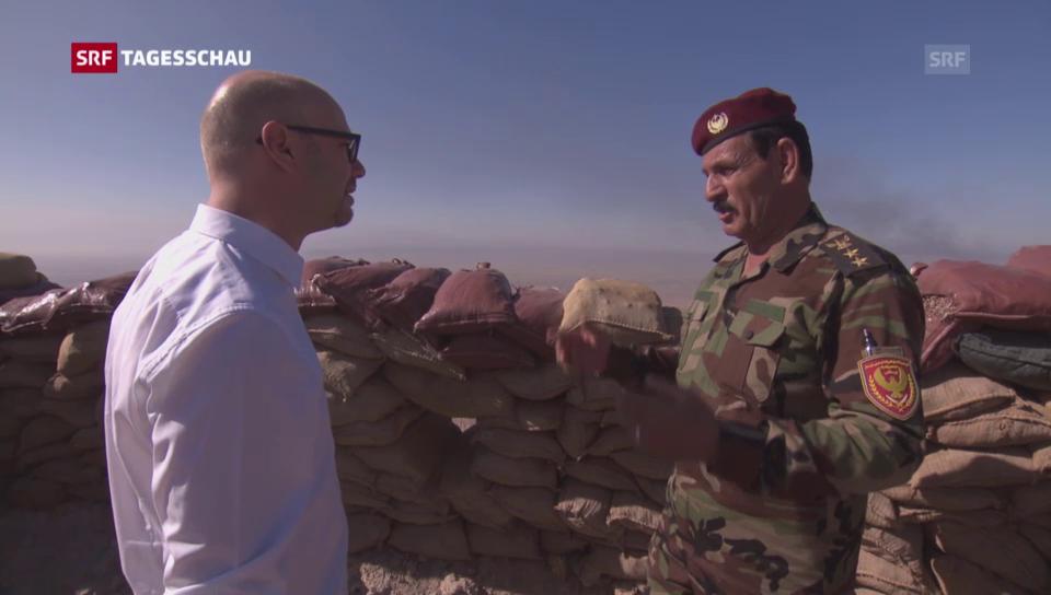 Reportage aus dem Irak