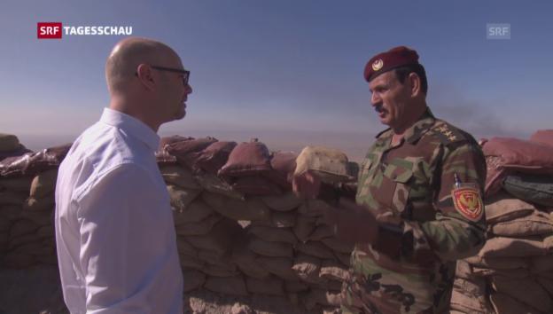 Video «Reportage aus dem Irak» abspielen