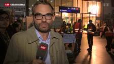 Video «Erwin Schmid: «Deutschland ist bestens vorbereitet»» abspielen