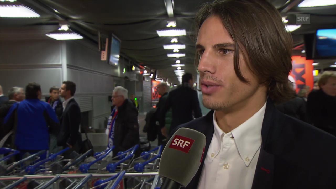 Yann Sommer vor dem Schalke-Spiel