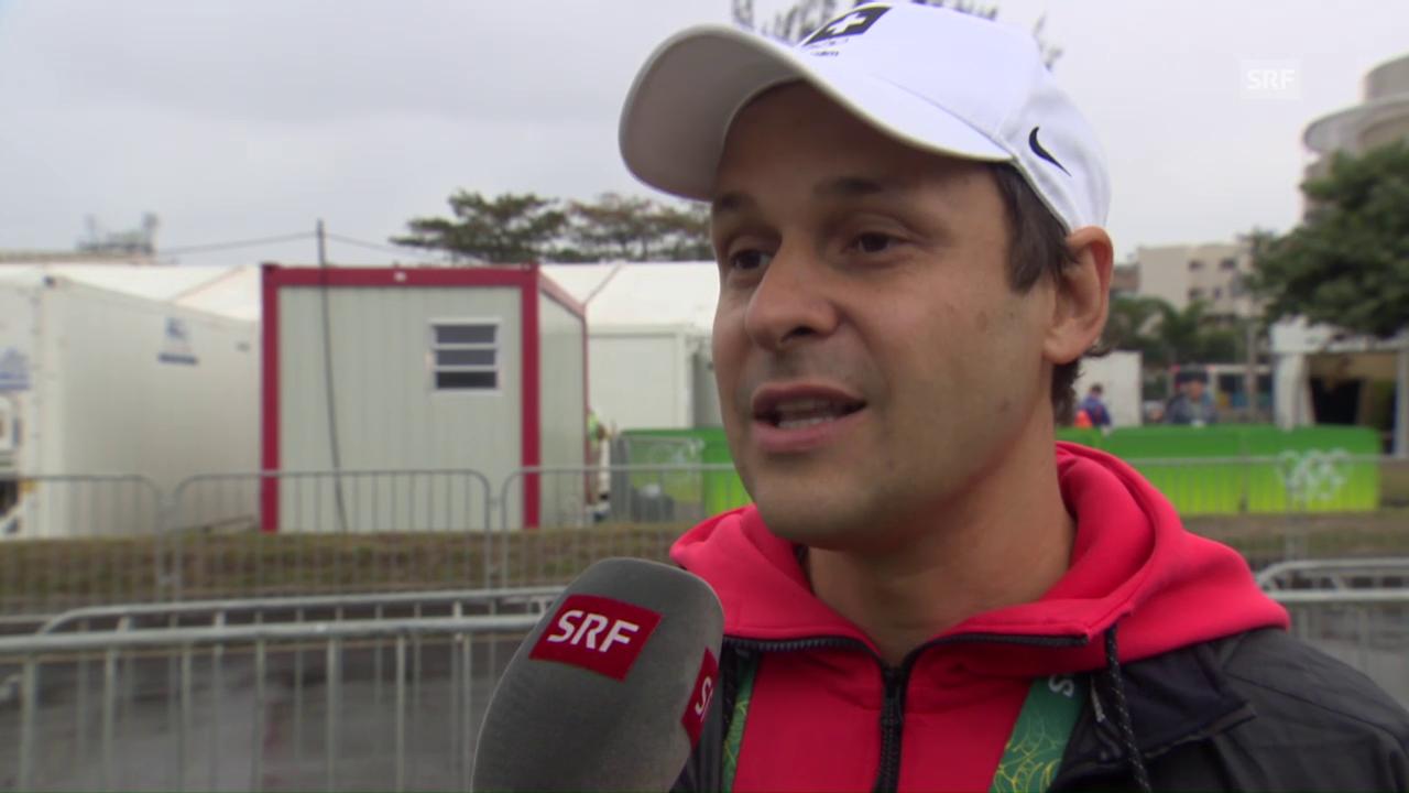 Delegationschef Stöckli über Cancellara: «Er schrieb Schweizer Sportgeschichte»