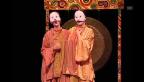 Video «2002: Dimitri inszeniert Oper («Tagesschau» vom 3.10.2002)» abspielen