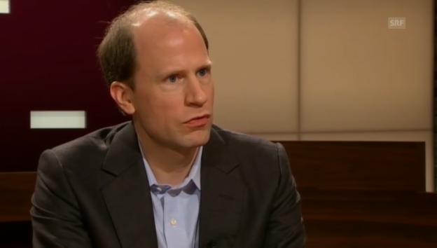 Video «Philosoph Nick Bostrom: Kann man sich in Roboter verlieben?» abspielen