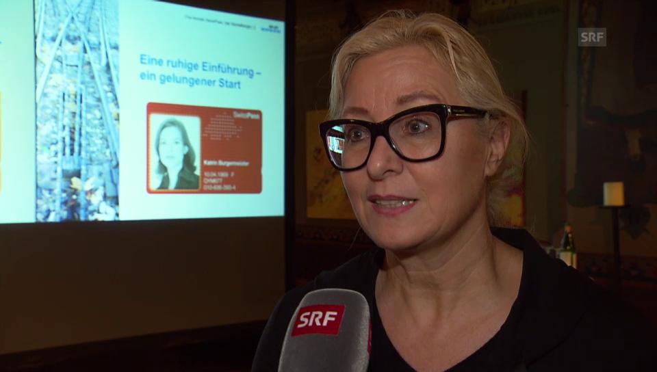 Jeannine Pilloud: «Die Kontrollen funktionieren gut»